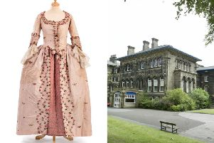 New Bankfield Museum exhibition on fashion to feature never before seen dresses
