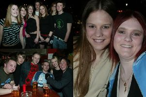Retro night out in Halifax