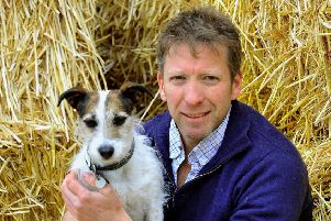 Julian Norton will be at Claridges Bookshop in Helmsley, signing copies of his newest book 'On Call with a Yorkshire Vet'.