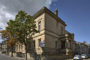The former county court building in Halifax