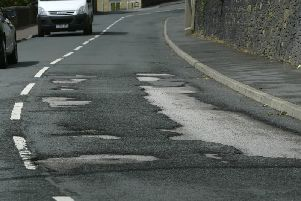 Calderdale Council has revealed how much it has spent repairing the highway network