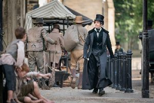 Gentleman Jack tells the story of Halifax's Anne Lister (Picture BBC)
