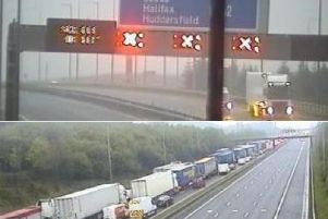 The M62 has re-opened following two serious incidents this morning