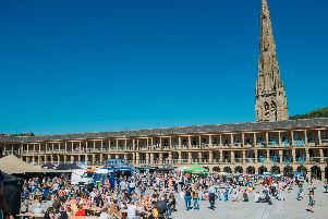Chow Down Food & Drink Festival returns to the Piece Hall