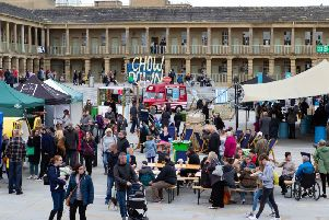Chow Down at the Piece Hall
