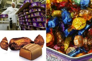 Quality Street is made in Halifax