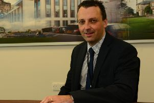 Detective Superintendent Pat Twiggs, head of Serious and Organised Crime,