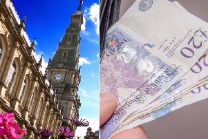 Personal Budgets were discussed at a meeting at Halifax Town Hall