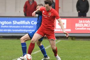 Fraser Papprill in action for Brid last season