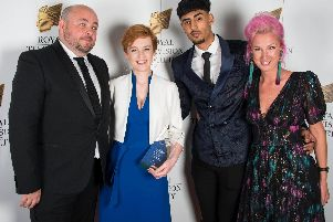 Halifax-filmed drama Ackley Bridge has bagged two awards at the annual Royal Television Society Awards