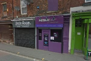 The Private Shop, on Doncaster Road, has closed its doors after more than 40 years in business. Picture: Google Maps.