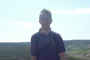 Missing Halifax man Martin Rhodes last seen walking in Scotland