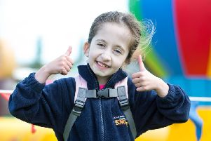 The 11-year-old has a rare genetic condition called Russell Silver Syndrome which limits her growth and causes a catalogue of other complications