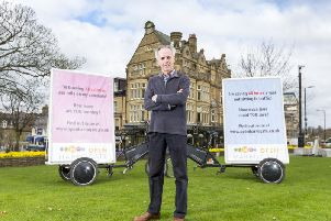 North Yorkshire County Councillor Don Mackenzie answers our questions on the Harrogate Traffic Congestion Survey.