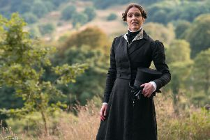 Suranne Jones as Anne Lister. Picture: Lookout Point/HBO