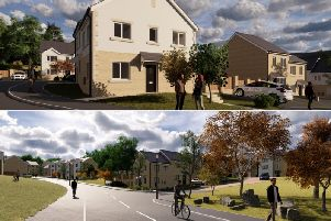 How the 267 home development could look in Calderdale  (MHA Architects)