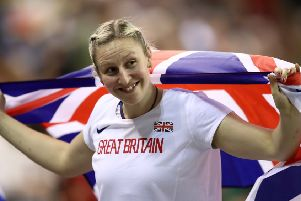 Holly Bradshaw (photo: Getty Images)
