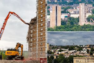 How the Beech Hill demolition happened