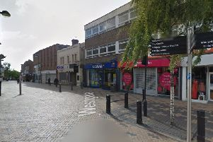 The company have applied for permission to refurbish two retail units on Westgate, in the city centre, and transform the first and second floor spaces into flats.Picture: Google Maps