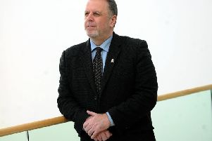West Yorkshire Police and Crime Commissioner Mark Burns-Williamson