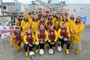 Fleetwood Lifeboat will celebrate a special anniversary open day this Saturday