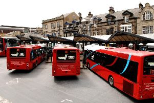 Harrogate's buses could prove the answer to many of the town's transport problems.