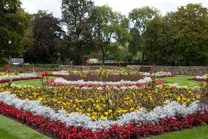 Wellholme Park in Brighouse