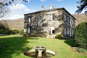 Take a look at this £1.75m Calderdale mansion for sale with these 49 pictures and discover its Gentleman Jack links