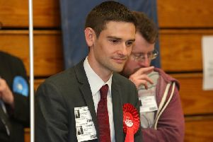 Calderdale Councils Cabinet Member for Children and Young Peoples Services, CouncillorAdam Wilkinson,