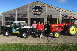 Calderdale Charity Tractor Run