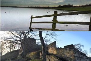 The cafes at both Anglers Country Park, near Ryhill, and Pontefract Castle have recently reopened.