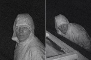 Police would like to speak to this man. PIC: North Yorkshire Police