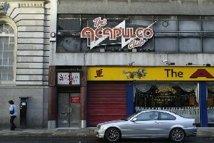Acapulco nightclub in Halifax