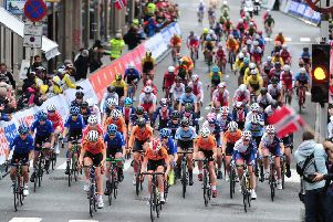 The UCI World Championships are heading to Harrogate next month.