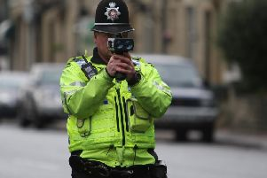 The speed watch operation was carried on Hopwood Lane opposite the McVities' factory