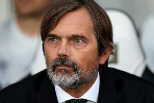 Phillip Cocu wasn't happy with his team's display at Brentford.