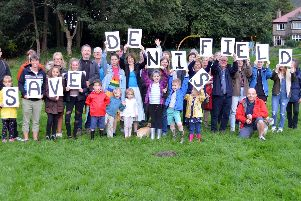 Fun day to be held in bid to protect Denis Field site