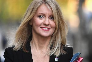 Housing Minister Esther McVey MP (Photo by Leon Neal/Getty Images)