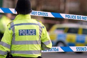 Four shotguns have been taken during a burglary in Ripponden