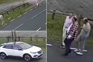 Pictures released by West Yorkshire Police