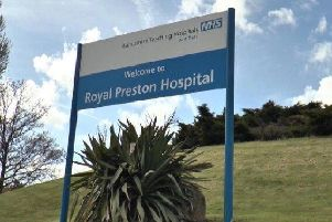 Could the Royal Preston and Chorley and South Ribble hospitals be replaced with a new Central Lancashire facility?