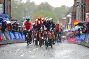 The Harrogate District Chamber of Commerce has called a meeting for any businesses who have been affected by the UCI cycling championships to give feedback on the event.