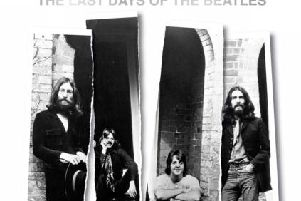 Part of the cover of Ken McNab's book, And In The End - The Last Days of The Beatles  which will be discussed in an event in Harrogate.