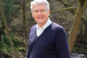 Harrogate and Knaresborough MP Andrew Jones.