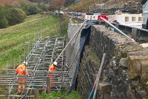 Re-alignment of the A59 at Kex Gill will take this key trans-Pennine road away from the risk of landslips.