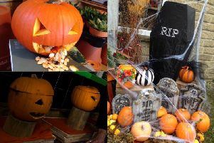 These shops are taking part in this year's Brighouse Halloween Trail