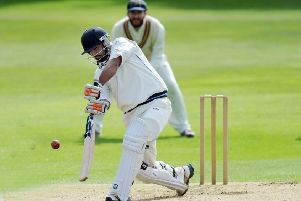 Yasar Ali struck a vital half-century to steer in-form Follifoot to victory over Guiseley in Division One of the Airedale & Wharfedale League