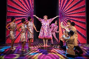 Hairspray is bouncing back to Newcastle's Theatre Royal.