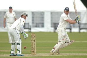 Rob Nelson's half-century wasn't quite enough to save relegation-threatened Bishop Thornton from yet another defeat