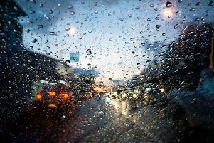 Heavy rain and high winds are expected across the UK over the coming few days.
